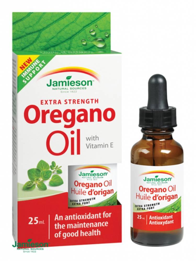 Jamieson OreganovÝ olej