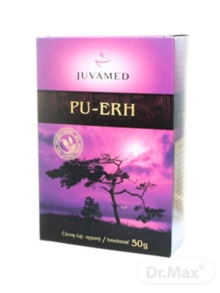 Juvamed Pu-erh Čierny Čaj