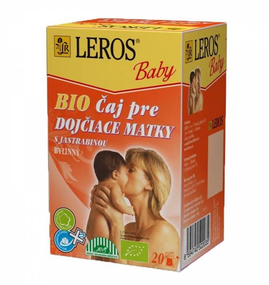 Leros Baby bio Čaj pre dojČ...