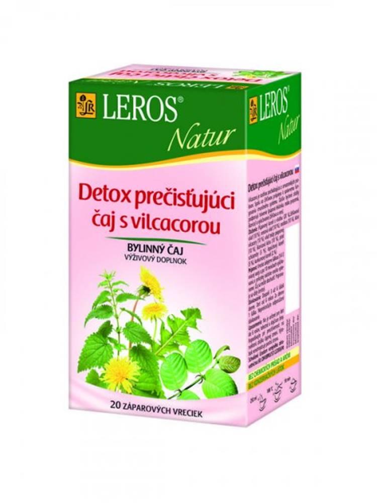 Leros Natur detox preČisŤuj...