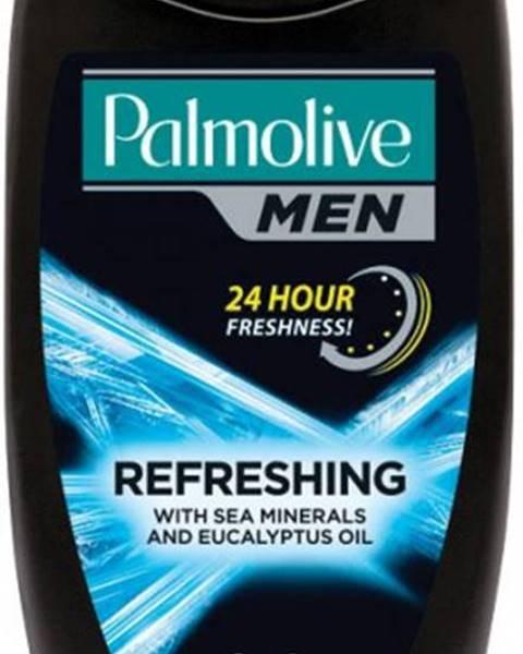 Palmolive sprchový gél Men Refreshing modry