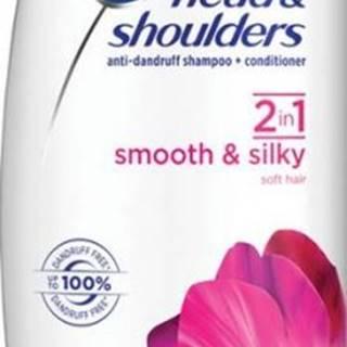 Head&Shoulders  šampón 2v1 Smooth&Silky 360 ml