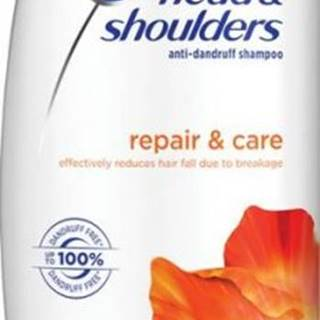 Head&shoulders  šampón for her anti fall