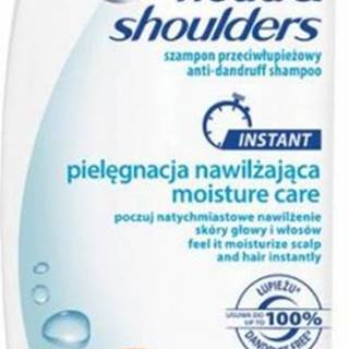Head&Shoulders  šampón Moisturizing 400 ml