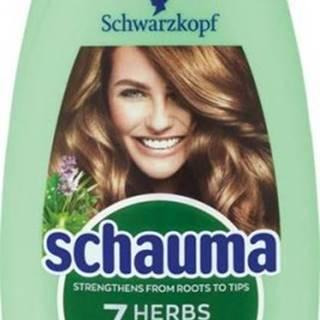 Schauma šampón 7 bylín