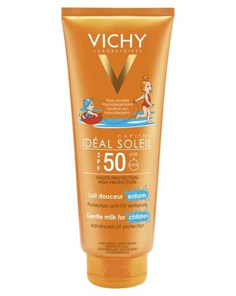 VICHY IDEAL SOLEIL Mlieko pre deti SPF50 R16