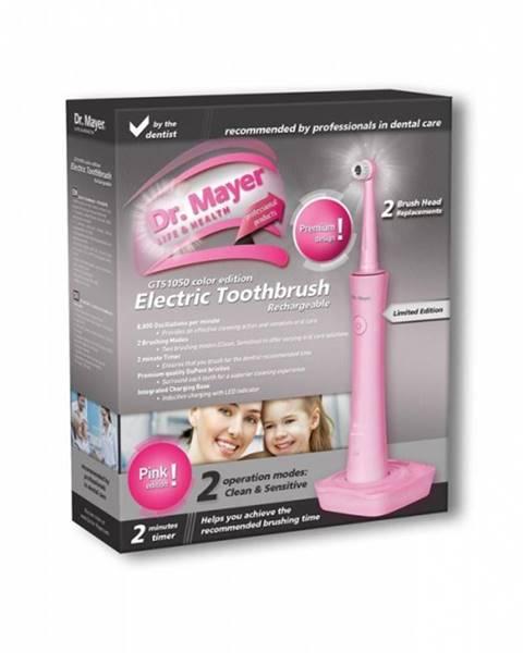 Elektrická zubná kefka GTS1050 Pink 1 kus - ružová