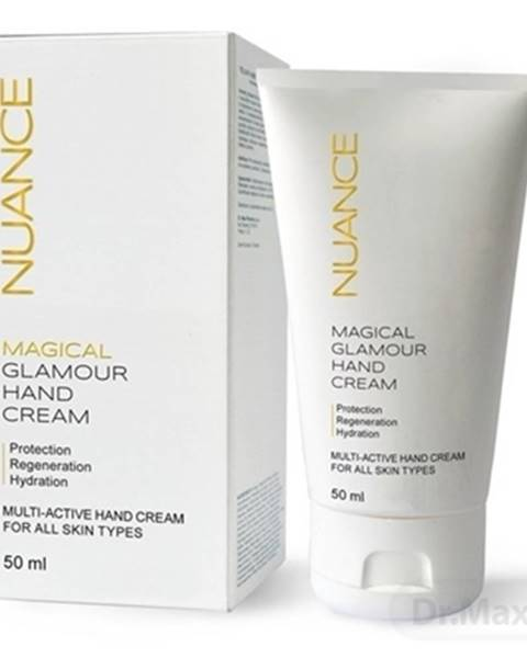 Nuance Glamour hand cream