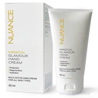 Nuance Glamour hand cream