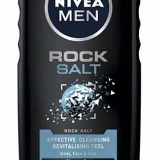 Nivea Men men rock salt