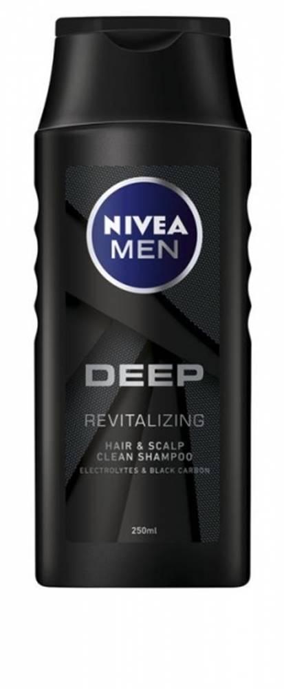 NIVEA MEN Deep 250 ml - šampón