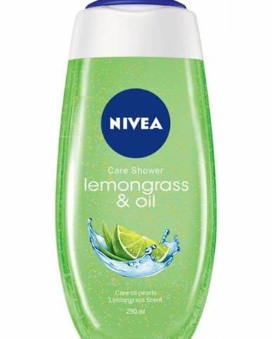 NIVEA Lemongrass & Oil 250 ml - sprchový gél