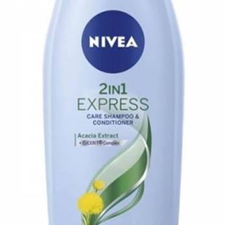 NIVEA 2v1 Care Express
