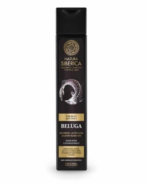 NATURA SIBERICA BELUGA Shampoo