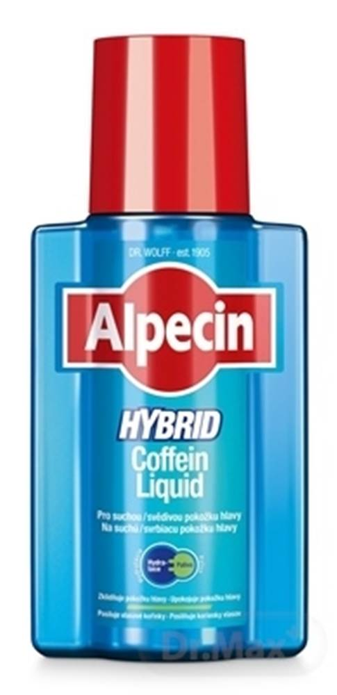 Alpecin Hybrid coffein liquid