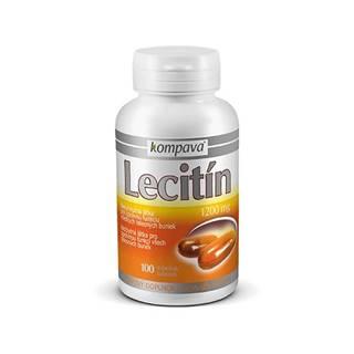 Lecitin 1200 mg 100 kapsúl