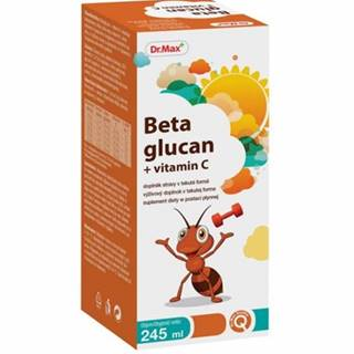 Dr.Max Betaglucan + vitamin C