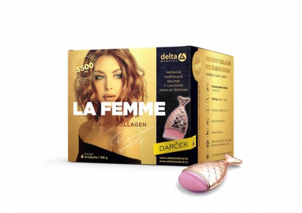 Delta La femme beauty colla...