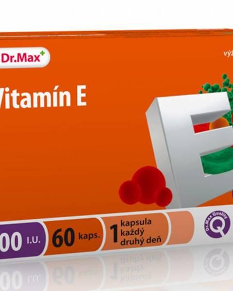 DR.MAX Vitamín E 400 I.U.