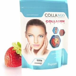 Collango hovadzi hydrolyzovany kollagen PEPTAN jahoda