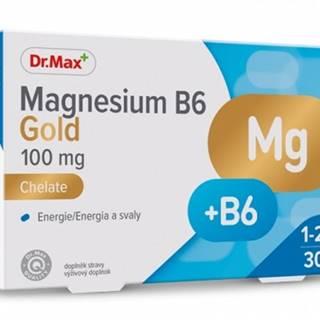 Dr.max Magnesium b6 gold