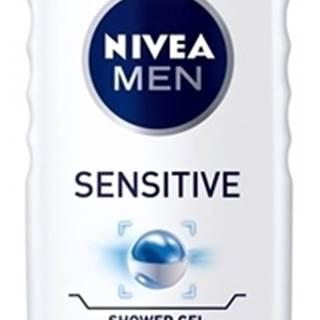Nivea men sprchový gél sensitive