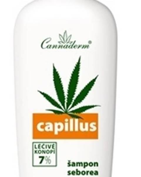 Cannaderm CAPILLUS - šampón seborea