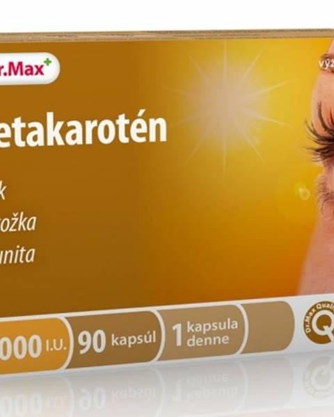 Dr.Max Betakarotén