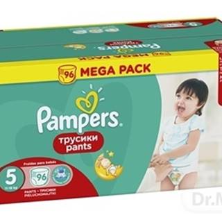 Pampers Active pants box 5 junior