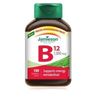 Jamieson Vitamín b12 1000mcg cherry