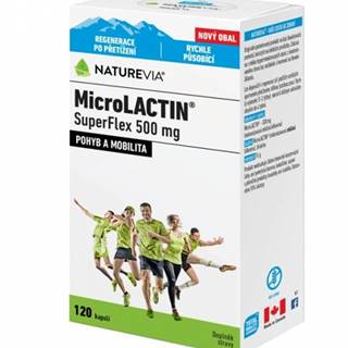 SWISS NATUREVIA MicroLACTIN SuperFlex 500 mg