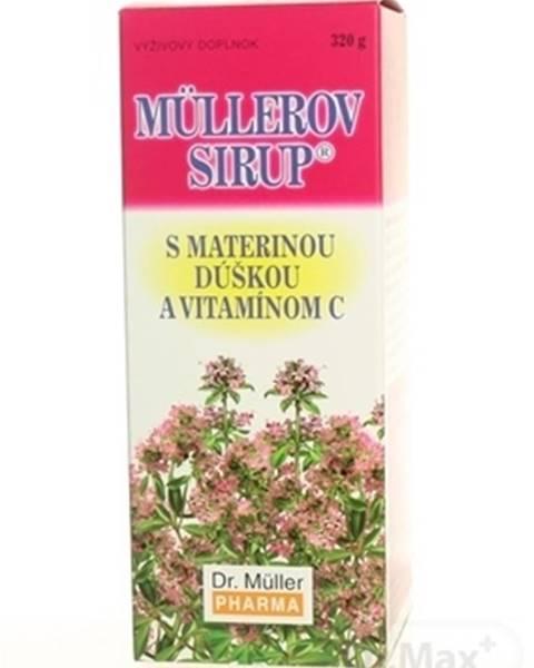 Müllerov sirup s materinou duskou a vit. C