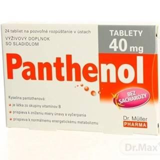 Dr. Müller PANTHENOL 40 MG