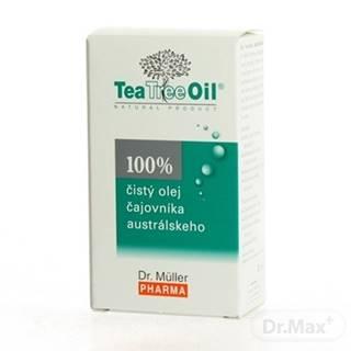 Dr. Müller Tea Tree Oil 100% čistý
