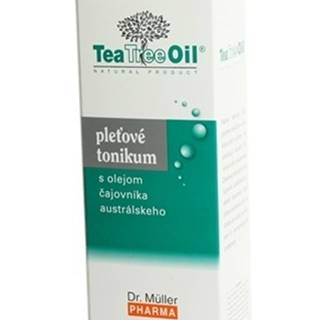 Dr. Müller tea tree oil pleŤovÉ tonikum
