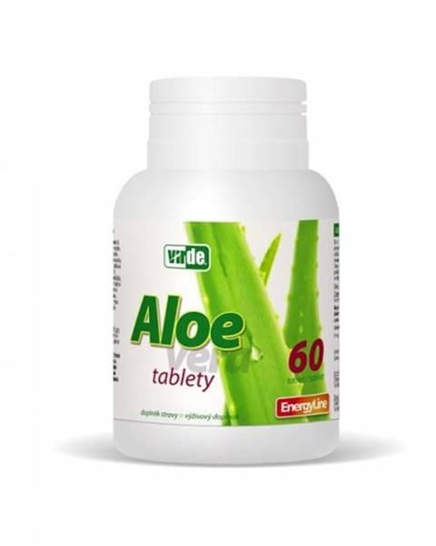 Virde aloe vera tablety