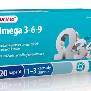 Dr.Max Omega 3-6-9