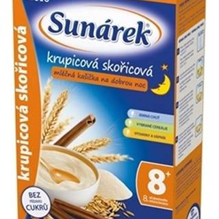 SunÁrek Kašička na dobrú noc mliečna