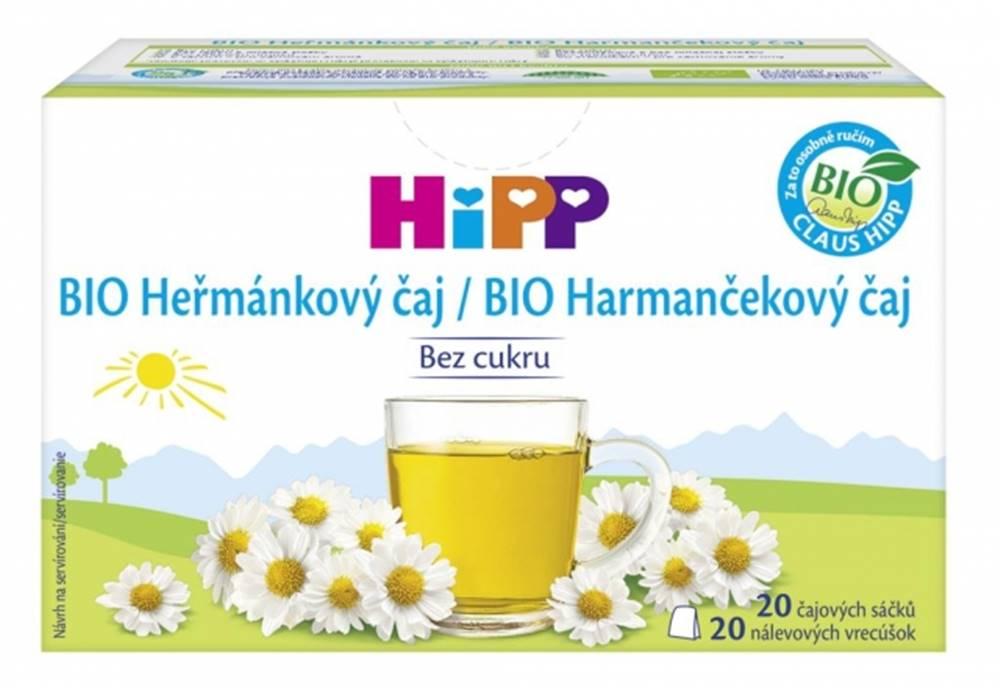 Hipp Bio harmančekový čaj