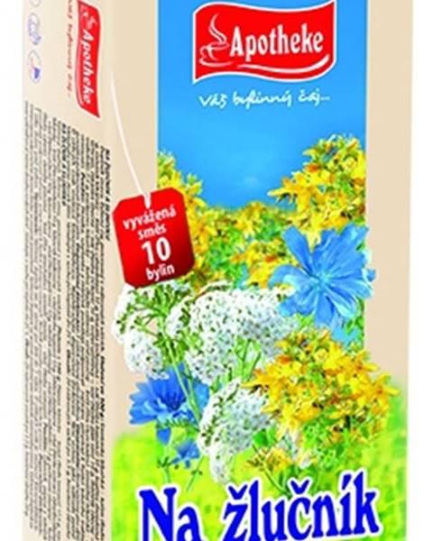 Apotheke bylinný čaj na žlčník a slinivku