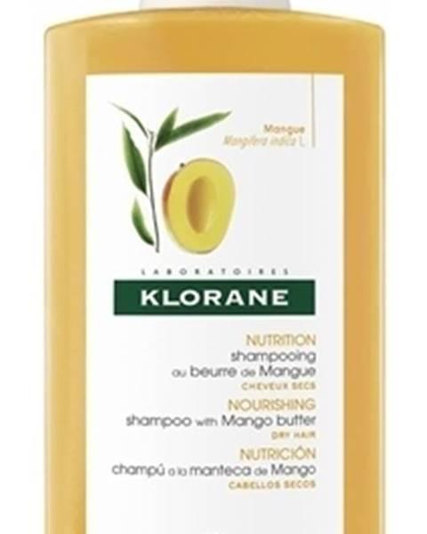 Klorane shampooing au beurre de mangue
