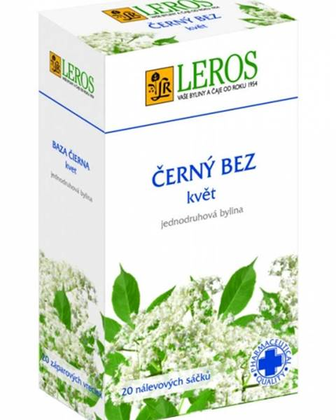 Leros Baza Čierna kvet