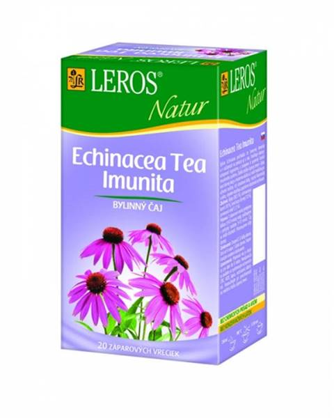 Leros natur echinacea tea imunita