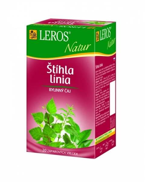 Leros natur štíhla línia čajovina