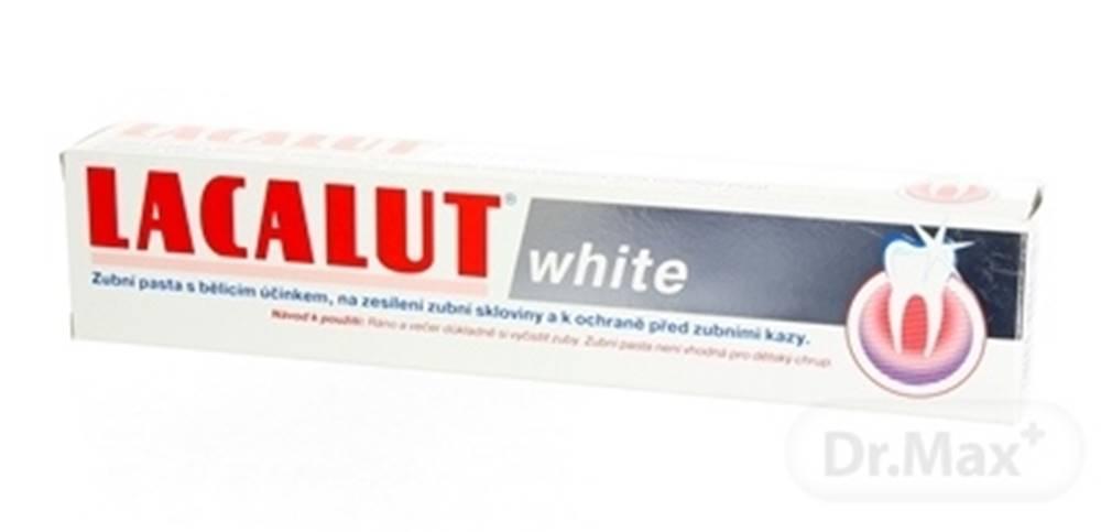 Lacalut White zubnÁ pasta