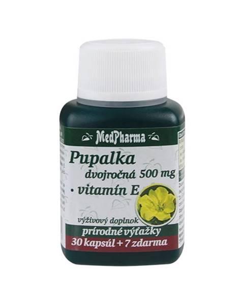 Medpharma Pupalka dvojroČnÁ 500mg, vitamÍn e