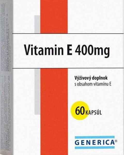 GENERICA Vitamin E 400 I.U.