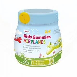 Dr.Max Kids Gummies AIRPLANES