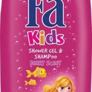 Fa sprchový gél Kids Morská víla