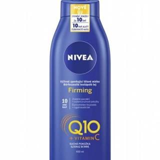 Nivea Výživné spevňujúce telové mlieko q10 + vitamín c